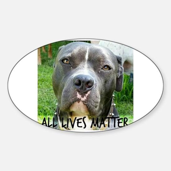 Unique Cruelty free Sticker (Oval)