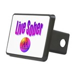 live-sober-aa Hitch Cover