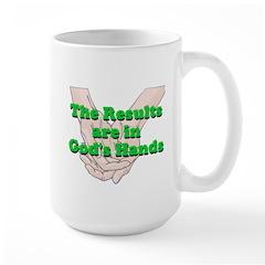 Gods Hands Mugs