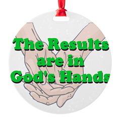 Gods Hands Ornament