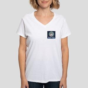 Salty Sally Women's V-Neck T-Shirt