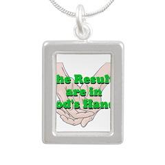 Gods Hands Necklaces