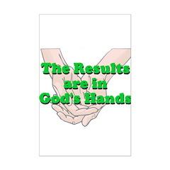 Gods Hands Posters