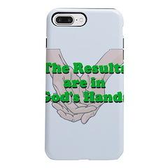 Gods Hands iPhone 8/7 Plus Tough Case