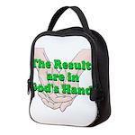 Gods Hands Neoprene Lunch Bag