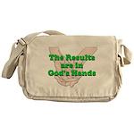 Gods Hands Messenger Bag