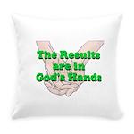 Gods Hands Everyday Pillow