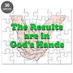 Gods Hands Puzzle