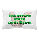 Gods Hands Pillow Case