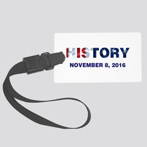 History 2016 Luggage Tag