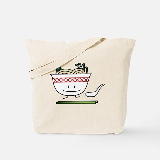 Pho Bowl Tote Bag