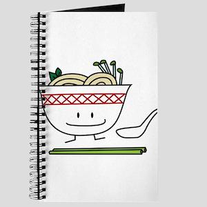 Pho Bowl Journal