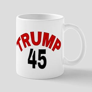 TRUMP 45 Mugs