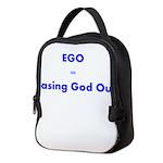 easing-god-out Neoprene Lunch Bag