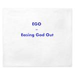 easing-god-out King Duvet