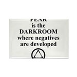 Fear is the Darkroom..... Magnets