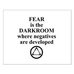 Fear is the Darkroom..... Posters