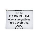 Fear is the Darkroom..... Makeup Bag