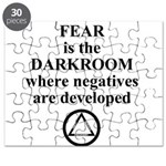 Fear is the Darkroom..... Puzzle