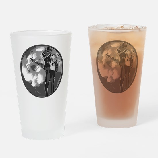 Cool Hendrix Drinking Glass