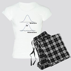 Normal-ParaNormal Women's Light Pajamas