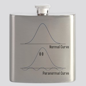 Normal-ParaNormal Flask