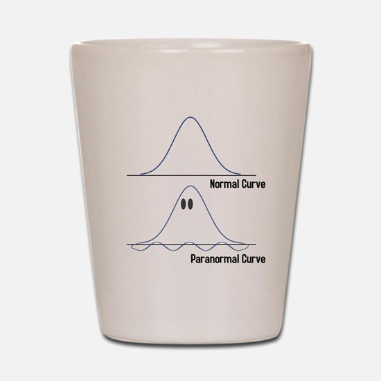 Normal-ParaNormal Shot Glass