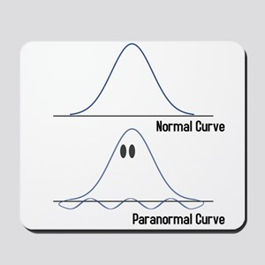 Normal-ParaNormal Mousepad