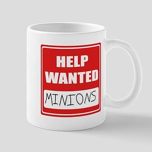 HelpWantedMinions Mugs