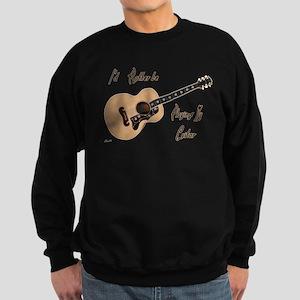 Playing My Guitar Hoodie Sweatshirt
