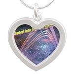 fourth-dimension-space Necklaces