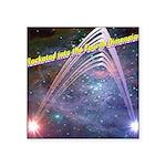 fourth-dimension-space Sticker