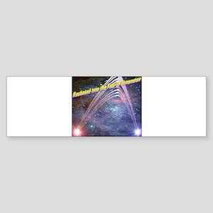 fourth-dimension-space Bumper Sticker
