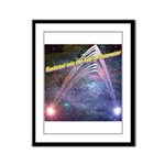 fourth-dimension-space Framed Panel Print