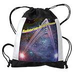 fourth-dimension-space Drawstring Bag