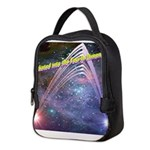 fourth-dimension-space Neoprene Lunch Bag