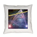 fourth-dimension-space Everyday Pillow