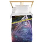 fourth-dimension-space Twin Duvet Cover