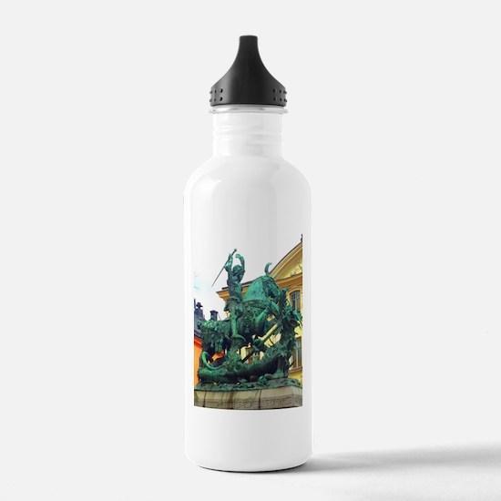 History's Warrior Water Bottle