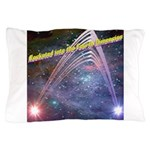 fourth-dimension-space Pillow Case