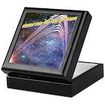 fourth-dimension-space Keepsake Box
