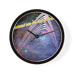 fourth-dimension-space Wall Clock