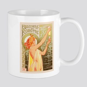 Absinthe Robette 11 oz Ceramic Mug