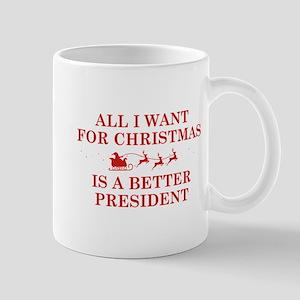 Christmas President Mug