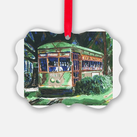 Unique New orleans Ornament