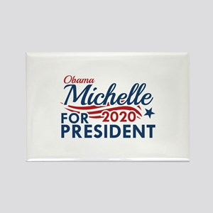 Michelle Obama 2020 Rectangle Magnet