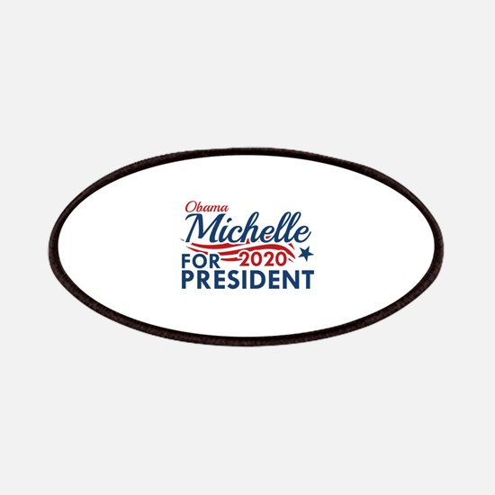 Michelle Obama 2020 Patches