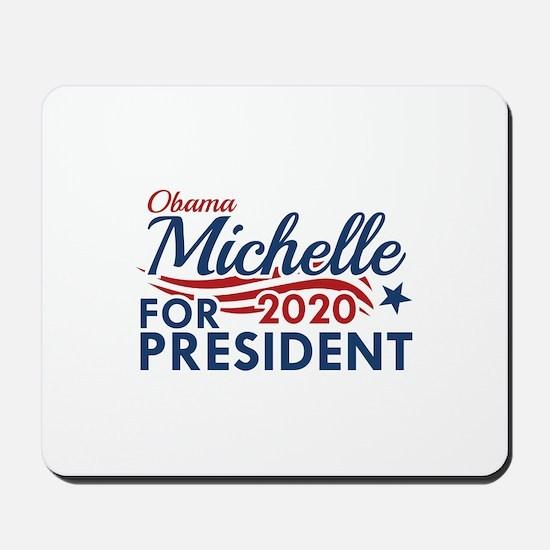 Michelle Obama 2020 Mousepad