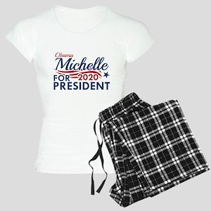 Michelle Obama 2020 Women's Light Pajamas