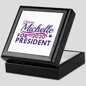 Michelle Obama 2020 Keepsake Box
